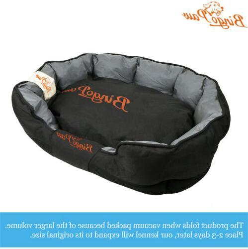XXL Large Orthopedic Bed Dog Kennel Waterproof