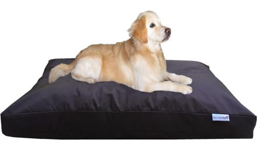 Dogbed4less XXL Extra Large Memory Foam Dog Bed Pillow with