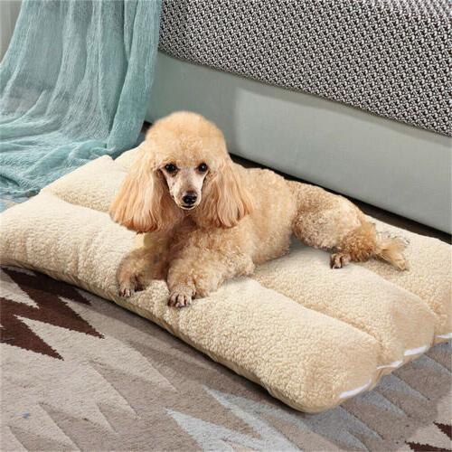 XXL Mattress Dog Cat Pillow Soft Winter