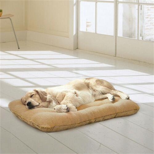 XXL Pet Mattress Cat Pillow Winter Warm