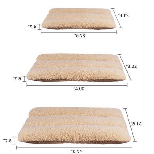 XXL Pet Mattress Dog Pillow Mat Soft