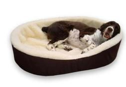 Dog Bed King USA Large Cuddler Dog Bed
