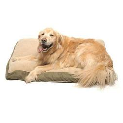 Large Dog Bed All Weather Cashmere Top Zippered Removable Co