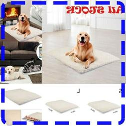 Large Orthopedic Memory Foam Dog Bed With Removable Cover 37