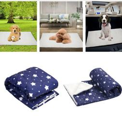 Large Pet Washable Bed Cushion Mat Pad for Dog Cat Kennel Cr