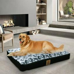 Large X Large XX-Large XXX-Large Big Dog Bed Pet Mattress Zi