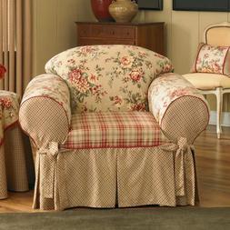 Sure Fit Lexington Cushion Loveseat Slipcover Multi-Colored
