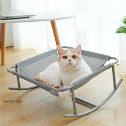 Lounge Chair Pet Bed Cat Nest Trampoline Pet Dog Health Brea