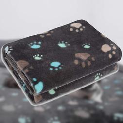 Lovely Coral Velvet Pet <font><b>Dog</b></font> Blanket Soft