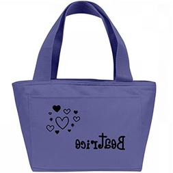Lunchbox Hearts for Beatrice: Liberty Bags Recycled Cooler L