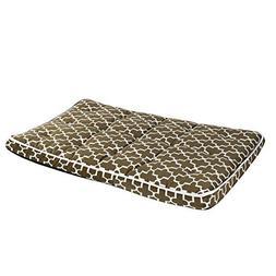 Bowsers Luxury Crate Mattress Dog Bed, X-Large, Cedar Lattic