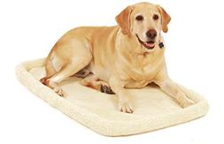 Carlson Pet Products Machine Washable Fleece Pet Bed, Large