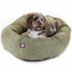 """Majestic Pet 52"""" Faux Suede Extra Large Dog Bed - Extra Larg"""