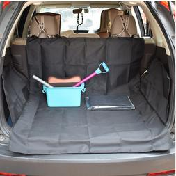 Mat Seat Cargo Cover For SUV Waterproof Pet Dog Trunk Hair D