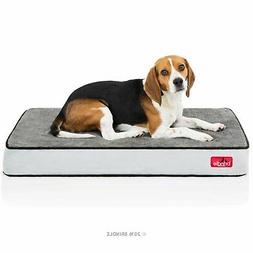 Memory Foam Dog Bed Medium Pet Orthopedic Mattress Soft Cot