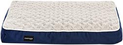 AmazonBasics Memory Foam Dog Bed with Removable Washable Cov