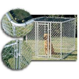 MidWest Homes For Pets K9 Steel Chain Link Portable Yard Ken