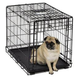 MidWest Homes For Pets Ovation Single Door Metal Dog Crate
