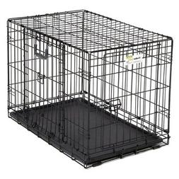 MidWest Homes For Pets Ovation Trainer Double Door Metal Dog
