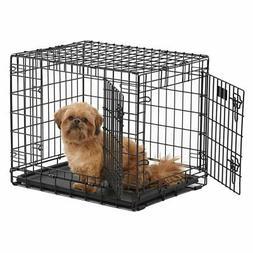 MidWest Homes For Pets Ultima Pro Double Door Metal Dog Crat