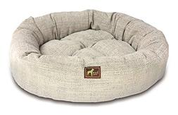 Nest Bolster, Large - 40 L x 40 W, Oyster