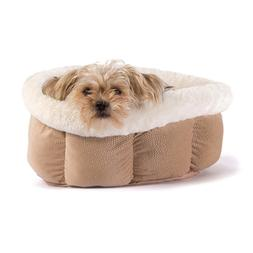 Nesting Pet Bed Small Cuddle Cup - Cozy, Comfortable Cat and