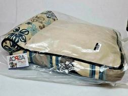 NEW!, ASPCA Floral Sofa Lounger Pet Bed for Cats & Dogs! 20""
