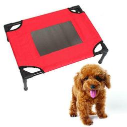 New Heavy Duty Pet Dog Cat Summer Bed Trampoline Hammock Cri