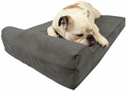 "New Opened Big Barker Mini  4"" Pillow Top Orthopedic Dog Bed"