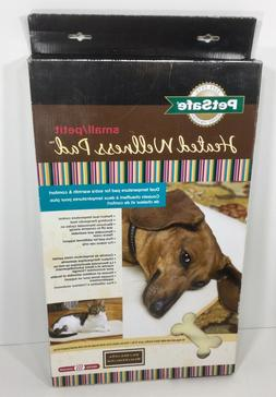 New PetSafe Small Dog Cat Wellness Cushion Heated Bed Pad 19