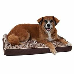 Petmate Nuzzle Ortho Dog Bed Puppy Sleeping Lounger