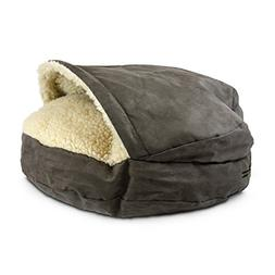 Odonnell Industries 87473 Luxury X-Large Cozy Cave - Dark Ch
