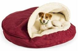 Odonnell Industries 87488 Luxury X-Large Cozy Cave - Red