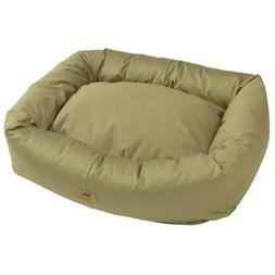 West Paw Organic Cotton Dog Bed Basil SM