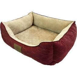 American Kennel Club Orthopedic Circle Stitch Cuddler Pet Be