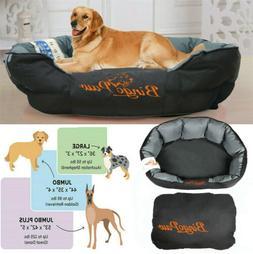 Orthopedic Comfy Dog Pet Bed Kennel for Extra Large Medium S