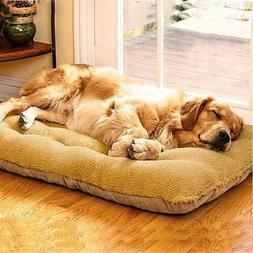 Orthopedic Large Dog Bed Pet Cushion Bed Breathable Mattress