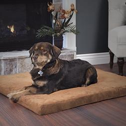 PETMAKER Orthopedic Super Foam Pet Bed - 25.5 x 19 inches -