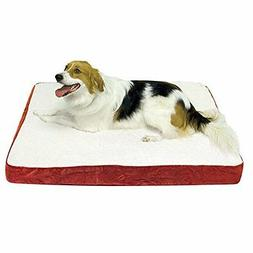 Happy Hounds Oscar Orthopedic 18 by 24-Inch Dog Bed, X-Small