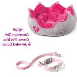 American Girl Pet - Crown Pet Bed for Doll Pets - Truly Me 2