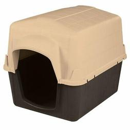 Aspen Pet Pet Barn 3 Plastic Dog House