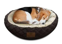 "American Kennel Club Pet Bed 28"" Round."
