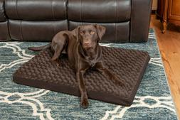 FurHaven Pet Cooling, Orthopedic, Memory Foam Ultra Plush De