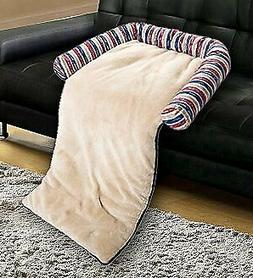 Pet Bed Nest Mattress Dog Cat Cushion Pillow Mat Blanket Sof