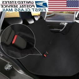 Pet Car Seat Cover Dog Car Mats Waterproof Protector Pad for