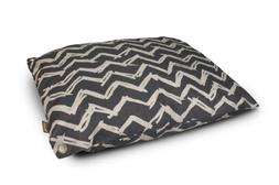 Pet Lifestyle and You Chevron Outdoor Bed, Large, Black