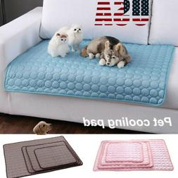 Pet Cooling Mat Cool Gel Pad Comfortable Cushion Bed for Dog