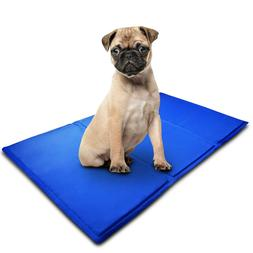 Pet Cooling Mat Cool Gel Pad Cooling Pet Bed for Dog Cat Non