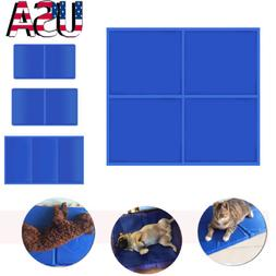 Pet Cooling Mat Cool Gel Pad Cooling Pet Bed for Summer Dog