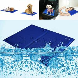 pet cooling mat pad gel cooler